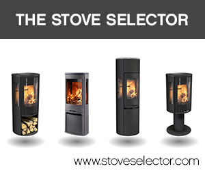 Contura wood burning stove selector